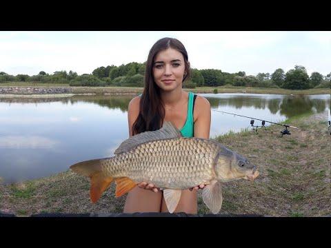 Julia Grzyb ma 21 lat i łowi taaakie ryby!