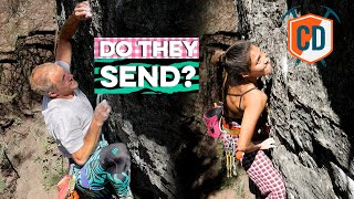 EpicTV CREW Projects: Will They Send? | Climbing Daily Ep.1767 by EpicTV Climbing Daily