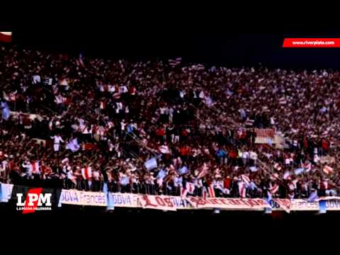 Video - Vamos River Plate, ponga huevo - Espectacular - Superclásico Inicial 2013 - Los Borrachos del Tablón - River Plate - Argentina