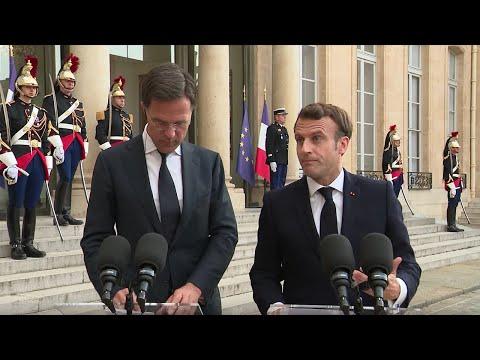 Déclaration avec Mark Rutte, Premier ministre des Pays-Bas