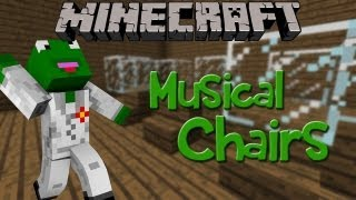 Minecraft: Musical Chairs w/ Gizzy, Bigbadmanpig, and munchingbrotato