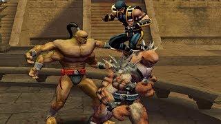 Video [TAS] Mortal Kombat Shaolin Monks - Survival Mode SCORPION (PS2) MP3, 3GP, MP4, WEBM, AVI, FLV September 2019