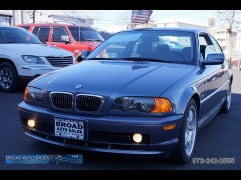 2000 BMW 3-Series 328CI Coupe