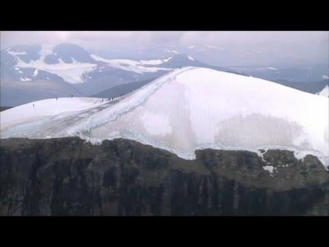 Η υψηλότερη κορυφή έχασε 4 μέτρα ύψος – Ο καύσωνας λιώνει τα βούνα…