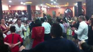 Yllka Kuqi - Ra Faja Prej Fiku Live Ne Hotel Diplomat Struge .01.01.2014.
