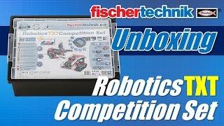 專業競賽機器人實驗組 開箱影片