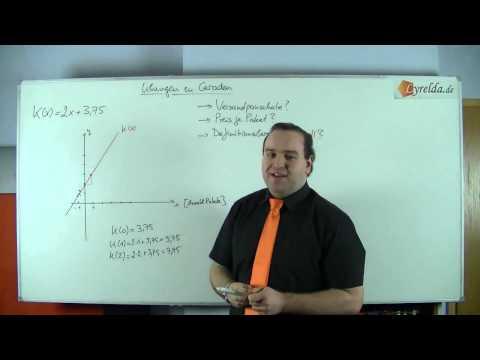 Geraden - Lösung 5