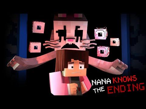 Nana Knows the Ending: A Mr. Hopp's Playhouse Minecraft Music Video | song by@Random Encounters