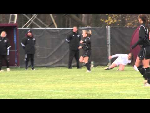 Alma College Women's Soccer vs Kalamazoo College - November 3, 2011