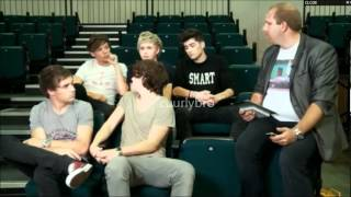 """One Direction Go """"Barking Mad"""" During Interview [Official]"""