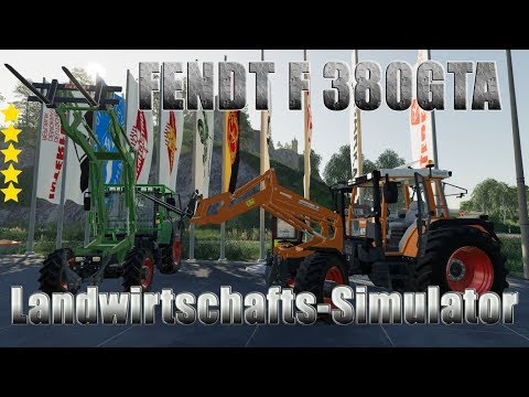 Fendt F 380GTA v1.0.0.4