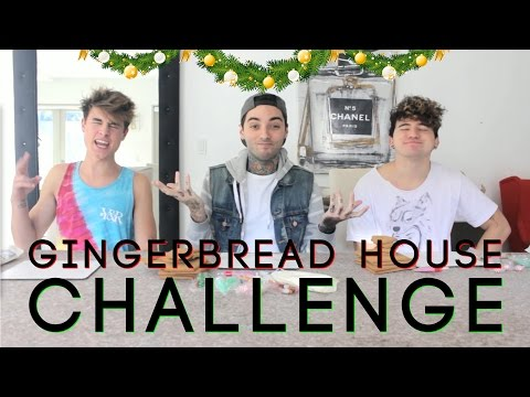 gingerbread - comment below and tell us who you thought did the best! SHARE THIS VIDEO!
