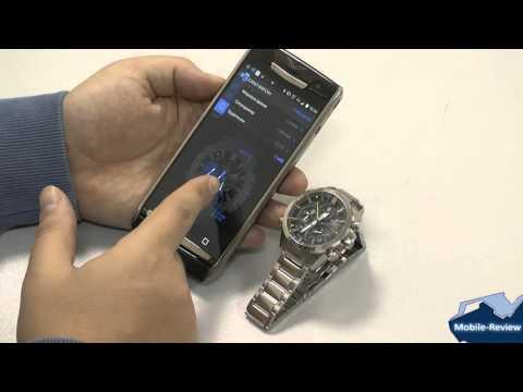 Обзор Casio Edifice EBQ-500 (видео)