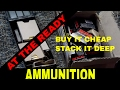 SHTF AMMUNITION CHOICES: AR-15/M16 5.56/.223