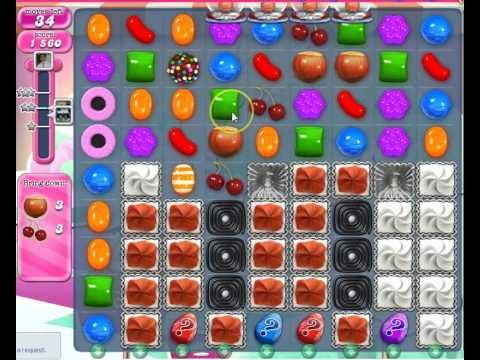 Candy Crush Game Video 2