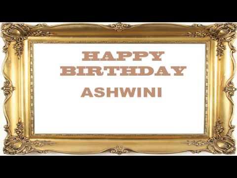 Video Ashwini   Birthday Postcards & Postales - Happy Birthday download in MP3, 3GP, MP4, WEBM, AVI, FLV January 2017