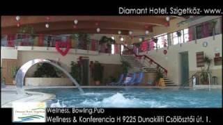 Dunakiliti Hungary  City new picture : Diamant Hotel****, Szigetköz, Hungary