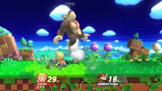What if Lucas had no traction? – That Smash 4 Modder