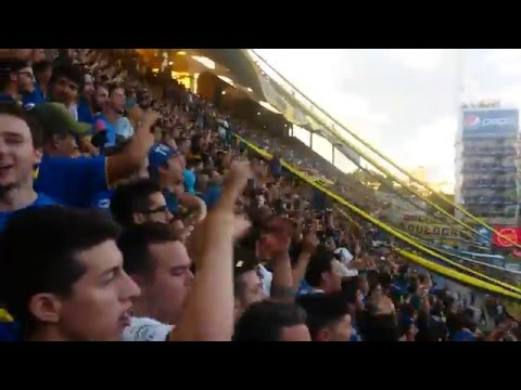 GANES O PIERDAS NO ME IMPORTA / Boca - Rafaela 2016 - La 12 - Boca Juniors - Argentina - América del Sur