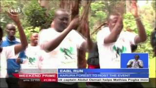 Elite Athletes To Grace This Year's Edition Of EABL Foundation 10km Environmental Run