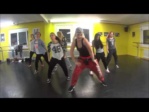 FMC beim Hip Hop & House Workshop