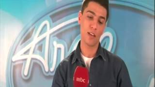 Arab Idol -  أجواء أداء رام الله مع عساف