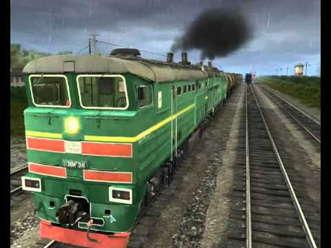 2ТЭ10М-3141 - Trainz Simulator 2009