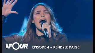 Video Kendyle Paige: NY Girl SHOCKS The Judges and Comes For ZHAVIA! | S1E4 | The Four MP3, 3GP, MP4, WEBM, AVI, FLV September 2019