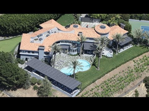 Kylie Jenner Renting BREATHTAKING $35 Million Mansion For $125k Per Month