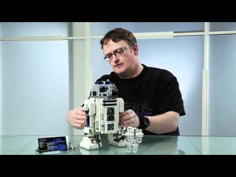 Star Wars x LEGO Ultimate Collectors Series: R2 D2 Kit