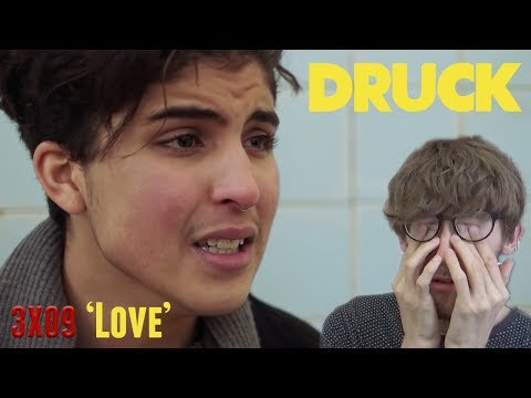 DRUCK (SKAM Germany) Season 3 Episode 9 - 'Love' Reaction