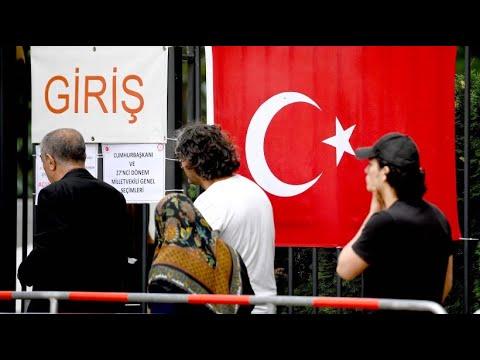 Türkei-Wahlen am Sonntag: Letzte Stimmabgaben in De ...