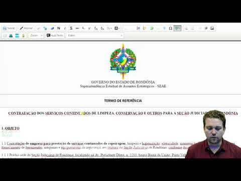 AULA 05: Editar um documento interno