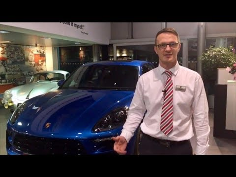 Instagram Live Feed: Porsche Macan S Diesel - Sapphire Blue | For Sale