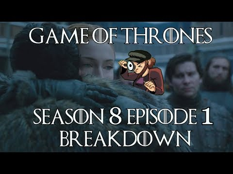 Game of Thrones Season 8 Episode 1 Breakdown