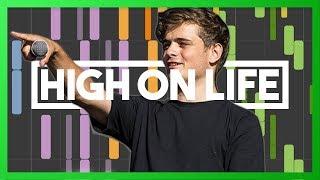 [IMPOSSIBLE] Martin Garrix ft. Bonn - High On Life (piano cover by Max Pandèmix)