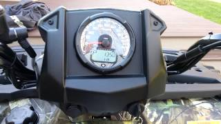 8. 2015 polaris sportsman 850 camo