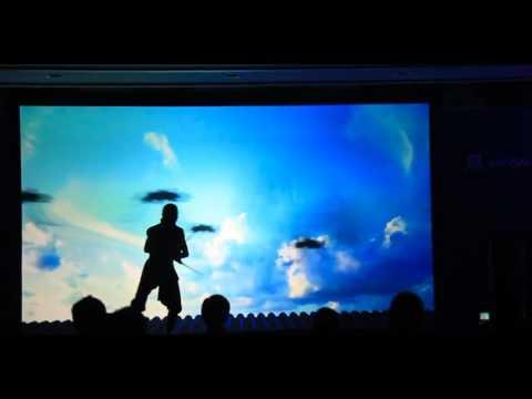 Shadow Dance Performance - Kansai Paint