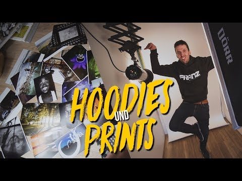 HoodieFail & FotoPrints! + Kameracrash + Karate David 📸 FOTOGRAFIE VLOG DEUTSCH