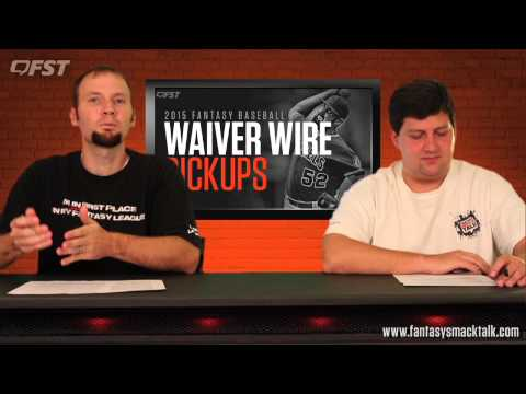 Fantasy Baseball: Top Waiver Wire Pickups for Week 19 thumbnail