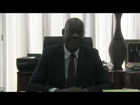 COTE D'IVOIRE : Formation Technique et Professionnel Interview de M. Berte ZAKARIA