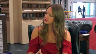 Jersey Smokes - Jackson, New Jersey - (732)-363-5800 - Micallef Cigars IPCPR 2017 Cassie Keller from Micallef Cigars sits...