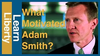 What Motivated Adam Smith? Video Thumbnail