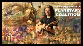 Planetary Coalition Album Excerpts
