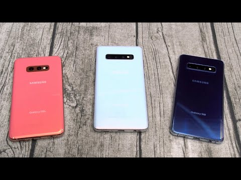 "Samsung Galaxy S10 Plus ""Real Review"""