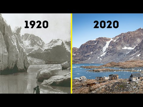 Greenland is Disappearing!