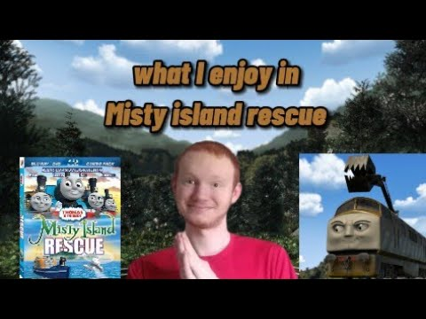 top 5 good things about Thomas and friends misty island rescue (out dated, Don't watch)