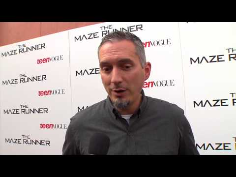 The Maze Runner: Author James Dashner Premiere Movie Interview