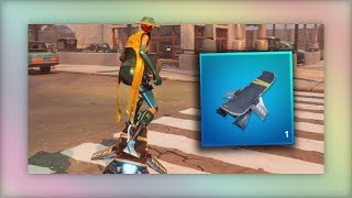 How to find, unlock and use the Hoverboard - Fortnite