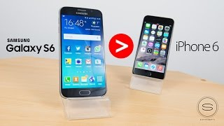 5 Reasons Why Samsung Galaxy S6 Is Better Than IPhone 6